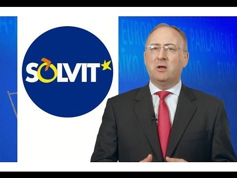 Minuto Europeu nº 39 - Solvit, resolve os teus problemas