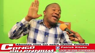 ANALYSTE POLITIQUE BIJOUX NDJONDJI A FUNGOLI BOÎTE DE PANDORE KABILA A SAMBWE.