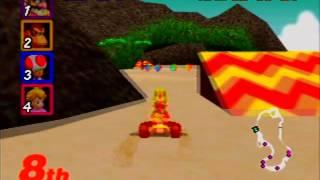 "Myles ~ Mario Kart 64 - Koopa Troopa Beach 150CC N1lap 00'20""77"