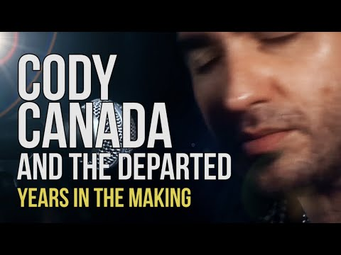 "Cody Canada & The Departed ""Years In The Making"""