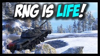 ► THE CRAZIEST KILL - RNG IS LIFE! - World of Tanks: RNGesus #47 - Giveaway Day 14
