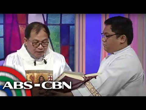 [ABS-CBN]  The Healing Eucharist, 10 May 2020 | ABS-CBN News