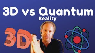 The DIFFERENCE Between 3D Reality And The QUANTUM FIELD |  Dr Joe Dispenza