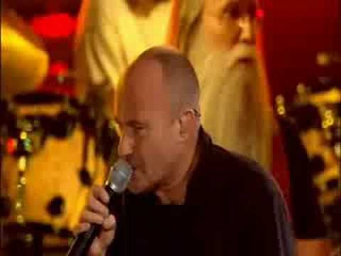Phil Collins - Something Happened On The Way To Heaven Live (FFFT)