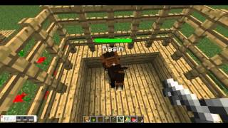 Minecraft Mo cretures tutorials how to get a zorse,zonkey and mule