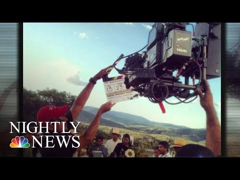 'Narcos' Location Scout Shot Dead in Mexico | NBC Nightly News