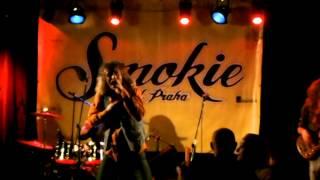 Video SMOKIE revival Praha - Some hearts are diamonds (live)