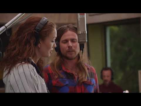 "Madison Ward And Lukas Nelson Duet On ""My Next Guest Needs No Introduction With David Letterman"""
