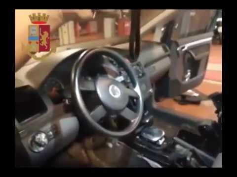 LA SPEZIA, LA POLIZIA STRONCA TRAFFICO DI DROGA CON AUTO MODIFICATE