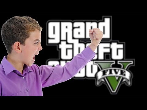 11-Yr Old Took Parents Car For Joy-Ride Because GTA V Inspired Him. Ugh...