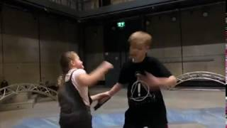 Fight Lab - Free Open Workshop for Ages 8+
