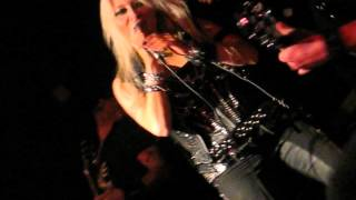 Doro Pesch - When the East meets West (LIVE) BRASS MUG in Tampa, Florida!!