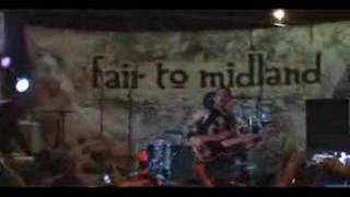 "Fair To Midland - ""Dance of the Manatee"" (Live 10-06-2007)"