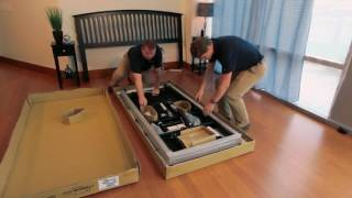 TEMPUR Ergo Plus Delivery and Installation