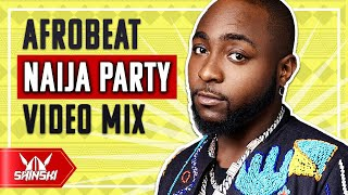 🔥BEST OF AFROBEAT NAIJA OVERDOSE VIDEO MIX 2021 – DJ Shinski [Wizkid, Davido, Joeboy, Burna Boy]