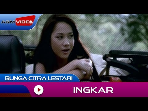 Bunga Citra Lestari - Ingkar | Official Video - Aquarius Musikindo