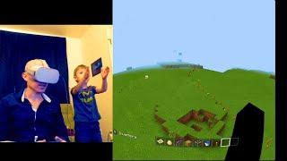 oculus go gameplay minecraft - TH-Clip