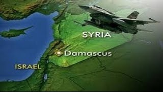 HUGE Isaiah 17 Prophecy ALERT! Israel strikes Damascus With Fighter & Bomber Planes! WE FLY SOON!!!