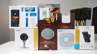 The Best Smart Home Tech to Keep Your Home Safe!