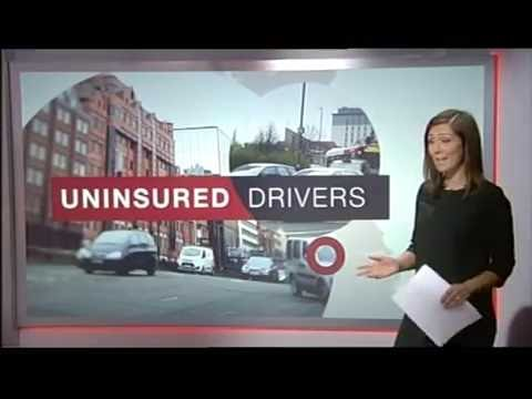 Birmingham: 1 in 30 vehicle has without any car insurance (Oct 2016)