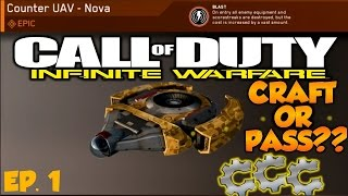 Counter UAV - Nova: The Destroyer Of Scorestreaks! (Infinite Warfare Craft Or Pass?)