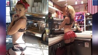 Washington coffee stand explosion: bikini barista dies of injuries from explosion - TomoNews