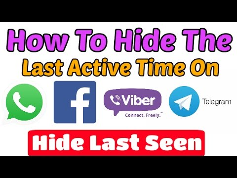 Download How To Hide Last Seen In Facebook Whatsapp Imo