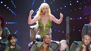 Britney Spears - Womanizer (Live In Asia)