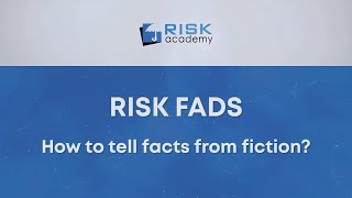 168. How to tell risk management science from fads - Alex Sidorenko