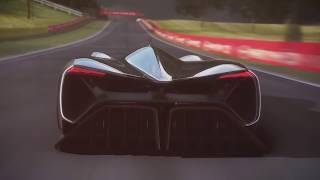 Лучшие технологии электромобилей на 2018 в одном Holden Time Attack!