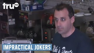 Impractical Jokers - Fake Charity Donations
