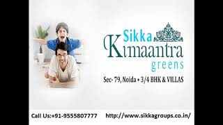 Sikka Kimaantra Greens |9250001807| Luxury Residency at Noida