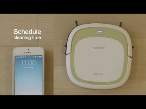 ECOVACS ROBOTICS DEEBOT SLIM Tutorial