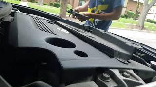 2015 Nissan Versa Front Bumper Removal/Install - Adrian Mejia