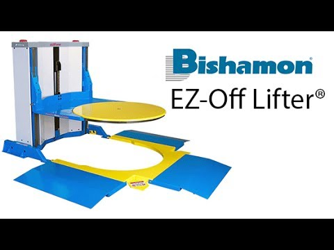 EZ-Off Lifter from Bishamon Industries Corp