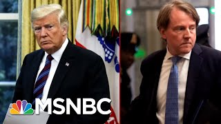Trump Tries To Clean Up Comments On Accepting Intel From Foreign Governments | Deadline | MSNBC