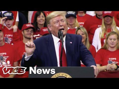 Trump Supporters' Response to Impeachment? Make It Rain Money on Trump