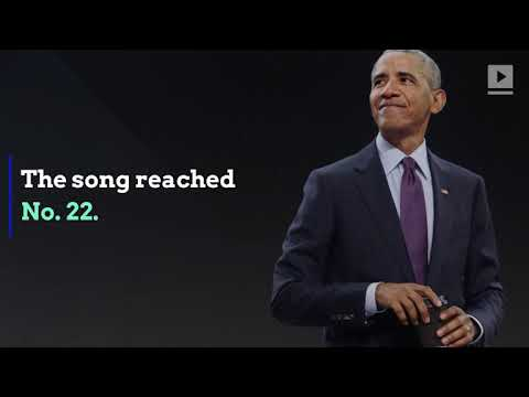 Barack Obama Makes 'Billboard' Chart Debut Mp3