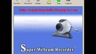 Super Webcam Recorder v4.0