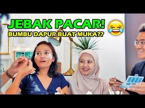 JEBAK PACAR!! 😂 BUMBU DAPUR BUAT MUKA?? feat. Ben & Rachel Goddard