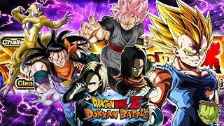 SE ACABO EL SUFRIMIENTO! EXTREME AGL vs BATTLE ROAD /// Dokkan Battle en Español
