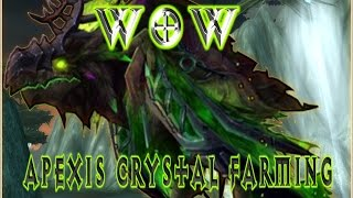 WoW WoD 6.2 Apexis Crystals Farming Guide: How to get Enough for Corrupted Dreadwing