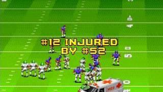 John Madden Football '92 Ambulance Montage
