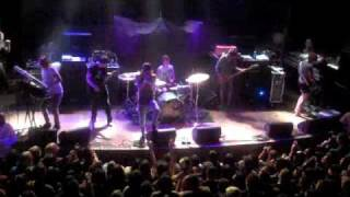 "Chiodos ""Stratovolcano Mouth"" Live @ HOB 11/27/10"