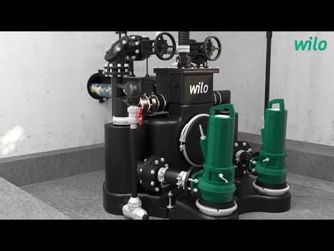 Wilo-EMUportCORE niezawodny system separacji części stałych - zdjęcie