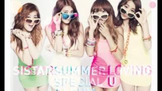 SISTAR - Loving U Full Audio + Lyrics [HD]