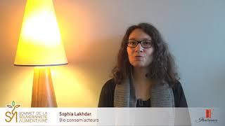 Les extraits du Sommet #052 – Sophia Lakhdar 2e