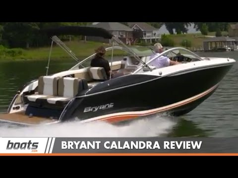 Bryant Calandra: Boat Review / Performance Test
