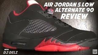 best service d6786 77031 air-jordan-5-low-alternate-90-sneaker-review