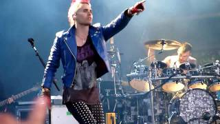 30 Seconds to Mars - The Fantasy (Download Festival 2010)